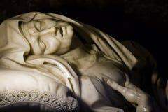 Ekstaza święty Anne zdjęcie royalty free
