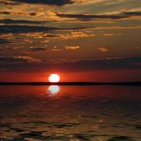 eksterminować słońca nad bay słońca obrazy stock