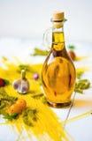 Ekstra dziewiczy oliwa z oliwek Obraz Stock
