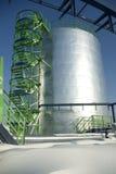 ekstrakci nafciany oilwell pumpjack Russia Siberia western Obraz Stock