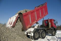 ekstrakci nafciany oilwell pumpjack Russia Siberia western Obrazy Stock