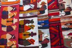 Ekuadorianisches Handwerk Stockbild