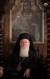 Ekumeniczny Patriarszy Bartholomew Obrazy Stock