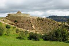 Ekwador, Ingapirca Inka miejsce Zdjęcia Stock