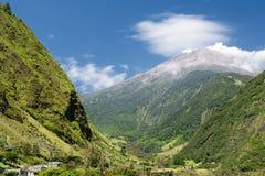 Ekwador krajobraz Obraz Stock