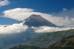 Ekwador krajobraz Fotografia Stock