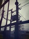 Eléctrico urbano Imagen de archivo