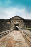 el堡垒morro波多里哥 免版税库存照片