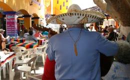 el墨西哥流浪乐队 库存照片