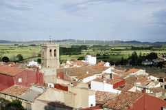 El托罗, Castellà ³ n,西班牙 库存图片