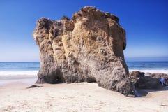 El斗牛士海滩加利福尼亚 免版税库存图片
