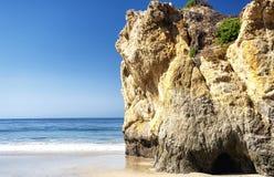 El斗牛士海滩加利福尼亚 库存照片
