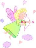 El ángel para el amor libre illustration
