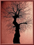 El árbol ilustración del vector