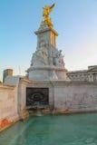 El área alrededor del Buckingham Palace Imagenes de archivo