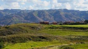 El área de Cuzco outskirts la naturaleza y paisajes metrajes