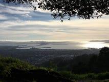 El área de la bahía del top Fotos de archivo libres de regalías