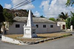 El área histórica del St Ann Garrison en Barbados Imagen de archivo