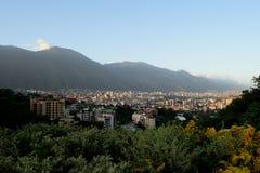 EL Ávila - Caracas de Cerro Imagenes de archivo
