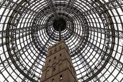 """El †de Melbourne """"encierra la torre de tiro Fotos de archivo libres de regalías"""