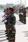 El 35to aniversario de la independencia de Cabo Verde Imagen de archivo