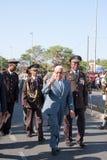 El 35to aniversario de la independencia de Cabo Verde Fotografía de archivo libre de regalías