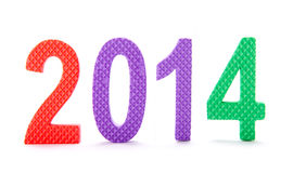 El Año Nuevo Fotos de archivo libres de regalías