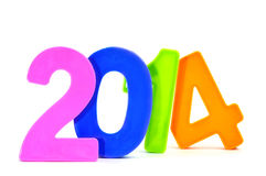 el Año Nuevo Foto de archivo libre de regalías
