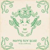 El Año Nuevo chino Imagenes de archivo
