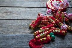 El Año Nuevo chino celebra 2019 fotografía de archivo