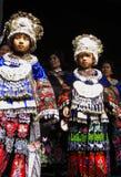 El Año Nuevo de Hmong Imágenes de archivo libres de regalías