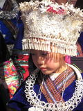 El Año Nuevo de Hmong Fotos de archivo