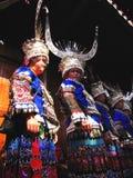 El Año Nuevo de Hmong Imagenes de archivo