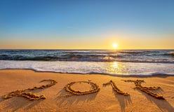 El Año Nuevo 2017 es concepto que viene Fotos de archivo