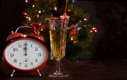 El Año Nuevo está viniendo Imagen de archivo libre de regalías