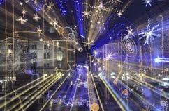 El Año Nuevo se está acercando Fotos de archivo libres de regalías