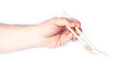 El abandono de fumar es difícil Foto de archivo libre de regalías