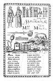 El ABC-libro Fotografía de archivo libre de regalías