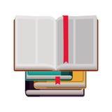 El Academic reserva el icono Fotografía de archivo libre de regalías