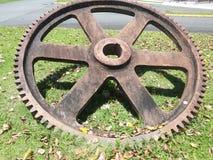 El acero de la rueda Fotos de archivo