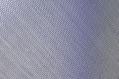El acoplamiento gris del metal Fotografía de archivo