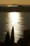 El Adriatik Imagen de archivo libre de regalías