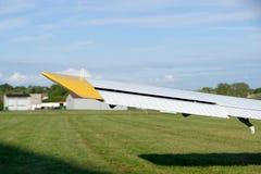 El aeroplano foto de archivo libre de regalías