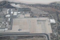 El aeropuerto Fotos de archivo libres de regalías