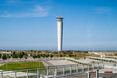 El aeropuerto internacional de Enfidha Hammamet en Túnez Fotografía de archivo libre de regalías