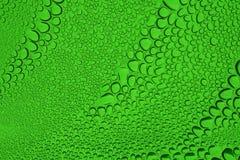 El agua abstracta cae el fondo Foto de archivo libre de regalías