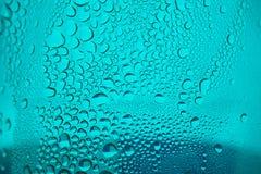El agua abstracta cae el fondo Fotos de archivo libres de regalías