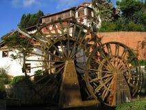 El agua rueda adentro Lijiang, d3ia Fotografía de archivo libre de regalías