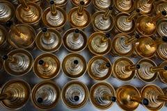 El agua santa del budismo Imágenes de archivo libres de regalías