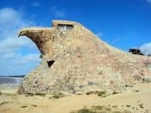 El Aguila - Orzeł Zdjęcie Royalty Free